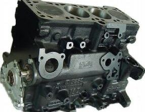 VW Tausch Short Block