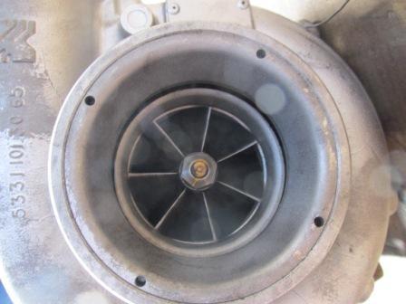 Turbolader Gebraucht Typ: K31
