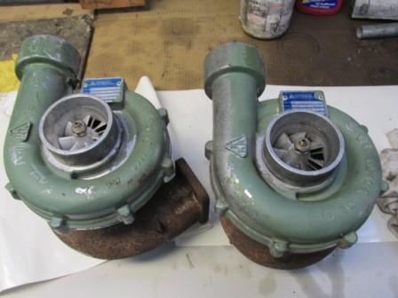 Turbolader Gebraucht Typ: K27-422