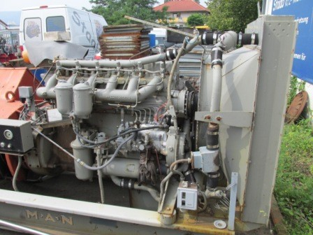 MAN D2146MT Motor