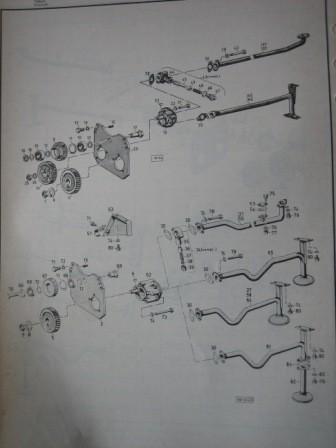 BF8M716 Deutz Motorölpumpe