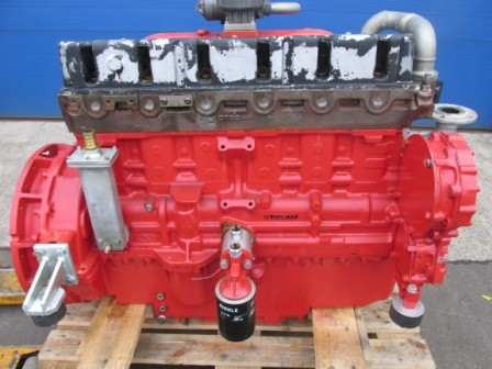 Ford 826F 9E 10A Gebrauchter 6Zyl Gas Motor