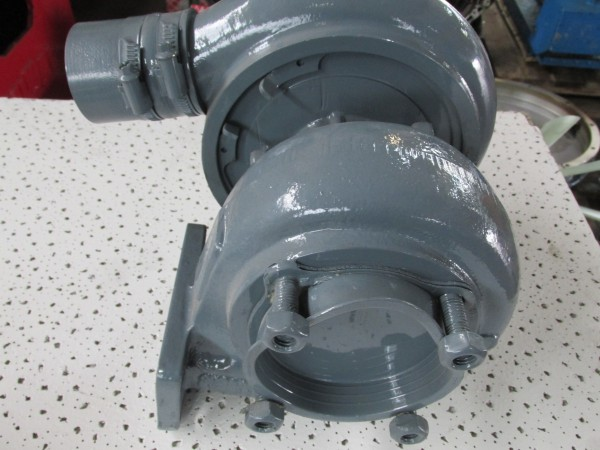 Turbolader 51.09100-7531