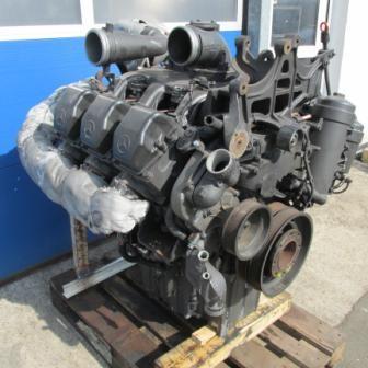 OM501LA E2/2-00 Mercedes Benz Gebraucht Motor