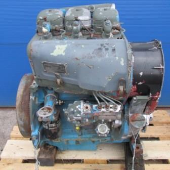Deutz F3L-912 Gebrauchtmotor