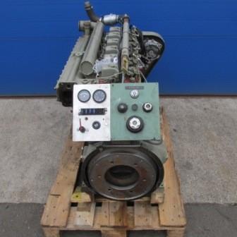 MWM D208.6.02310 Gebraucht Motor