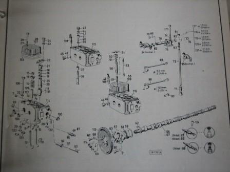 BF8M716 Deutz Stössel
