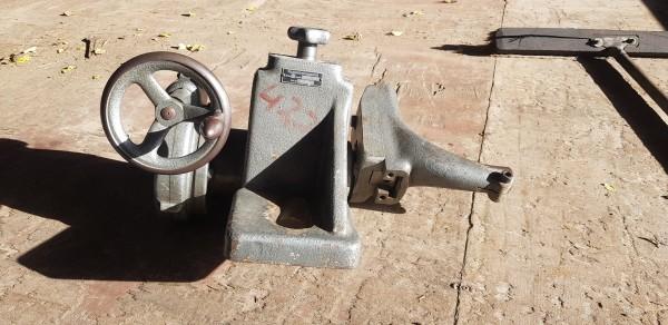 Kugeldrehapparat mit Konkavstahlhalter 100-300mm