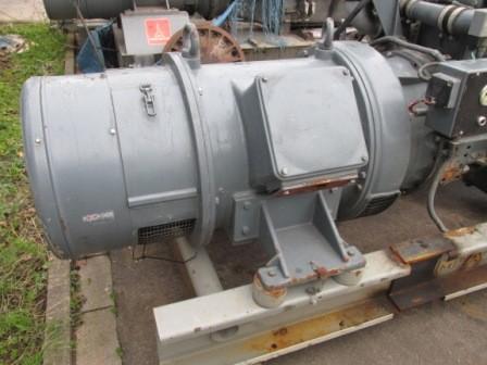 BBC DK447D4/55+KD304/314 Selbsteregender Generator