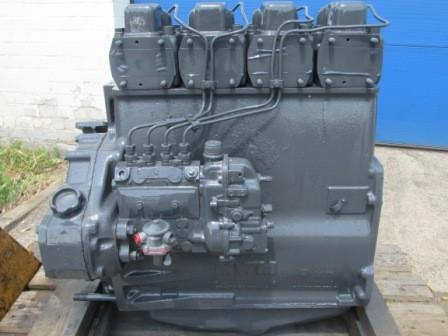 MWM D225.4. AT- Motor