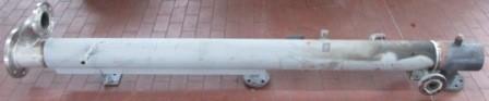 Edelstahl Rohrbündelwärmetauscher Typ: ESS-CS-4060