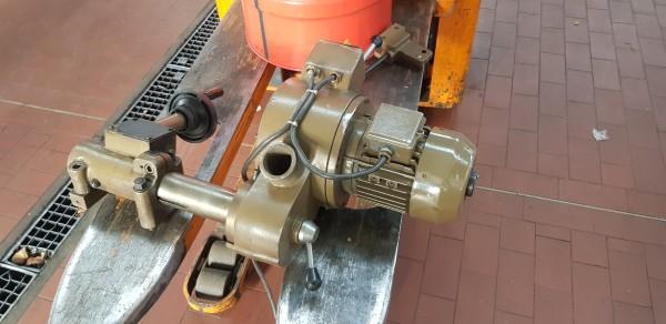 Doppel Schleifscheiben Support Schleifmaschine