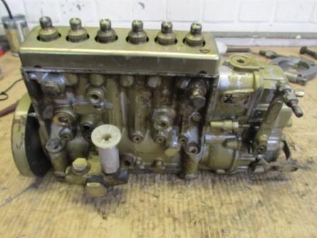 Bosch Reiheneinspritzpumpe PE6P110A320RS280