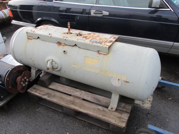 Alup Druckluft Behälter 16 Bar 350 ltr mit.Prüfbuch. Nächste Prüfung 11.2021