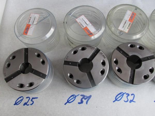 Spannköpfe Ausfügrung RD SK65 D=32mm