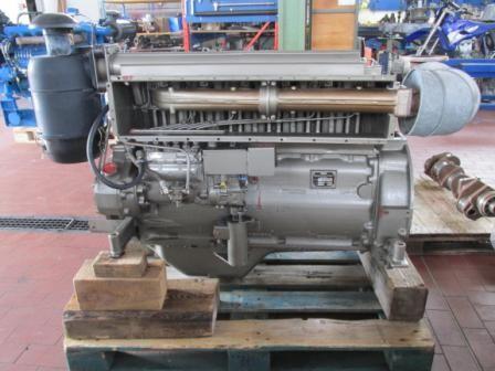 MWM D327-6.01276 Gebraucht Motor