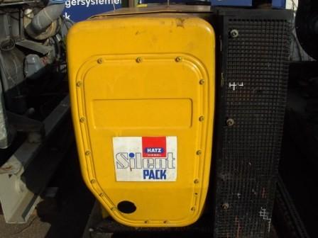 Hatz Motor Silent Pach 4L40CH