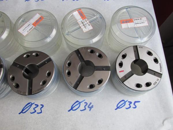 Spannköpfe Ausfügrung RD SK65 D=35mm