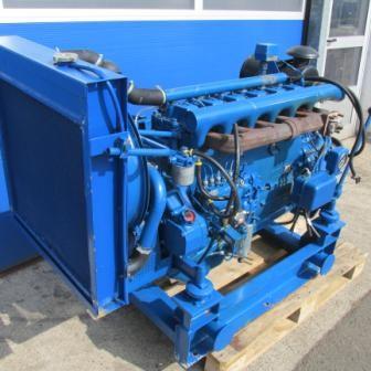 MWM D226B-6.500285 Gebraucht Motor